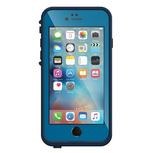 LifeProof frē Case for iPhone 6/6s - Banzai Blue, 77-52566