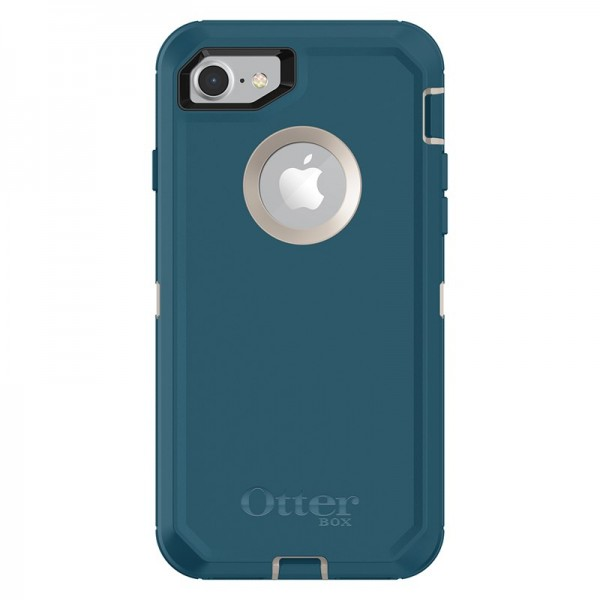 OtterBox Defender Series Case for iPhone 8 & iPhone 7 - Big Sur , 77-56606