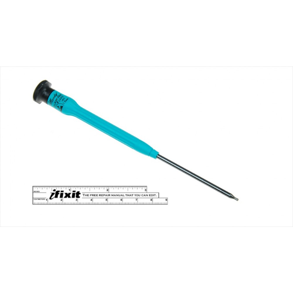 iFixit 1.5mm Hex Screwdriver, IF145-025-2