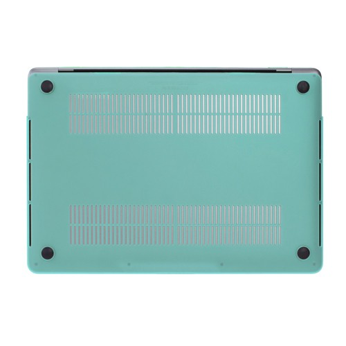 """NewerTech NuGuard Snap-on Laptop Cover for 12"""" MacBook (2015 - Current) - Green, NWTNGSMBC12GR"""