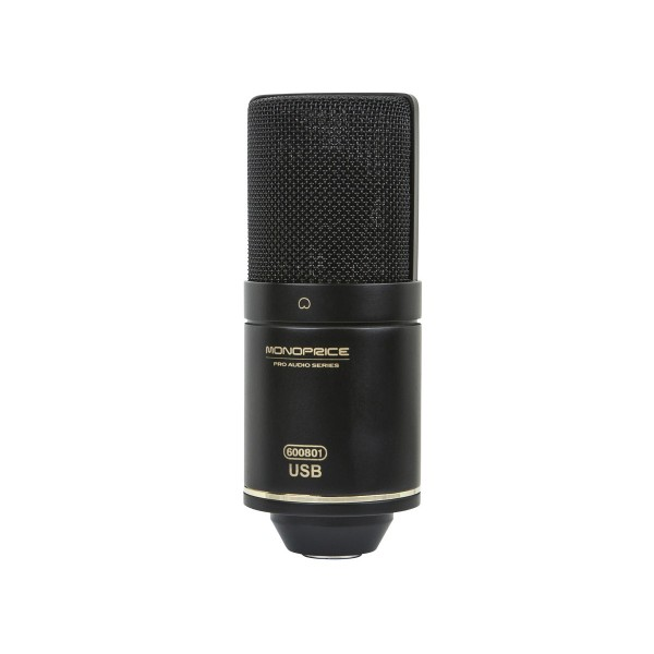 Large Diaphragm Condenser USB Microphone, 600801