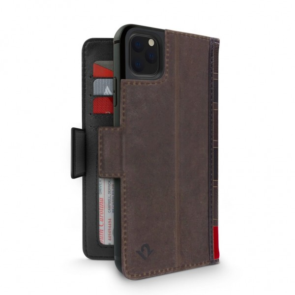 Twelve South BookBook for iPhone 11 Pro - Brown, 12-1926
