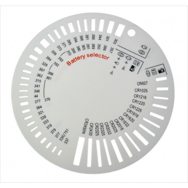 iFixit Button Cell Battery Selector, DIS-IF145-192-1