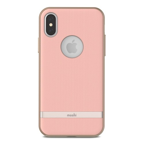 MOSHI Vesta for iPhone X/Xs - Blossom Pink