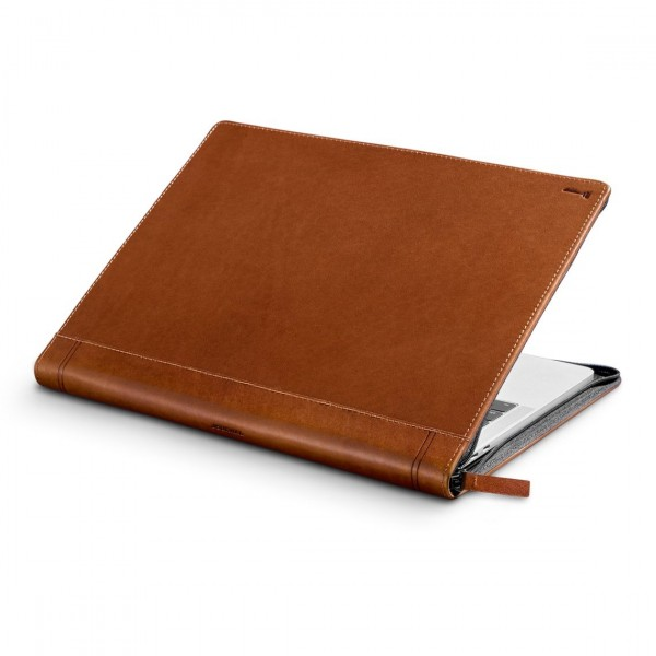 "Twelve South Journal for MacBook Pro 13"" (USB-C / Thunderbolt 3) - Cognac, 12-1806"