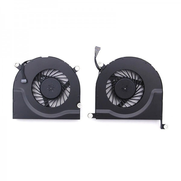 "MacBook Pro 17"" Unibody Replacement Fans (Pair) - A1297 (Mid 2010 to Late 2011), A1297(2010-2011)"