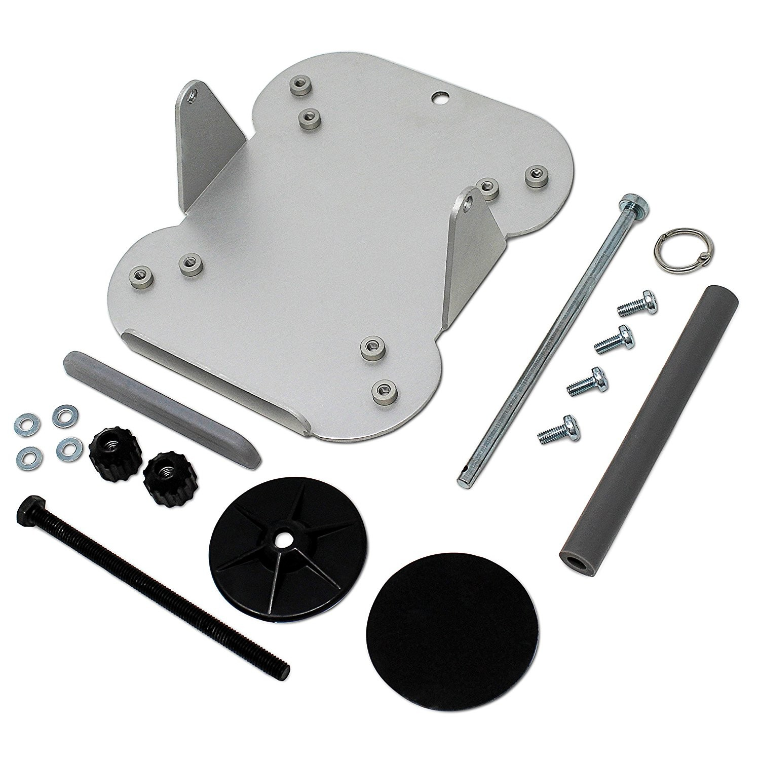 HumanCentric VESA Mounting Kit for all Apple iMacs with Non-Removable Stands, Late-2011 to Current Models - Compatible with the 2015, 2016, 2017 and 2018 Retina iMac, B074JWXLKZ