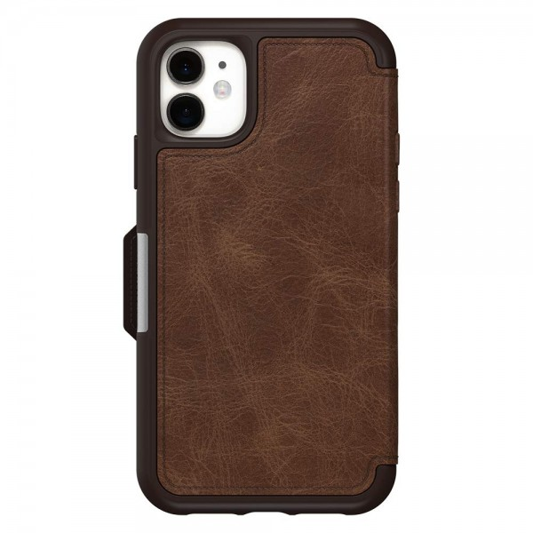 Otterbox Strada Case For iPhone 11 - Espresso, 525169