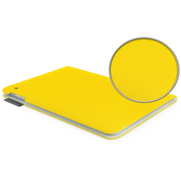 Logitech Folio Protective Case for iPad Air - Sunflower Yellow, LOG-IPD5-FOL-YL