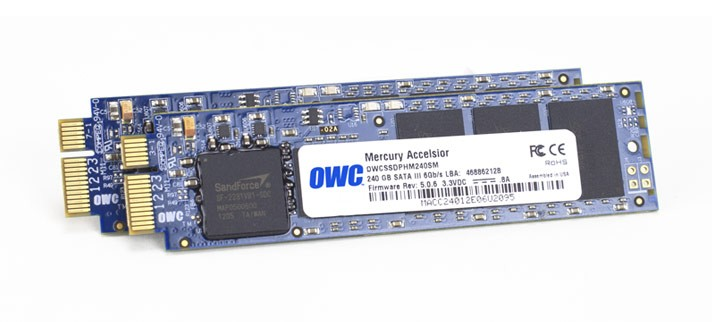 960GB OWC SSD Solid State Drive Blade Upgrade for Accelsior & Accelsior E2 PCI Express Cards, SSD-PHSETR-960