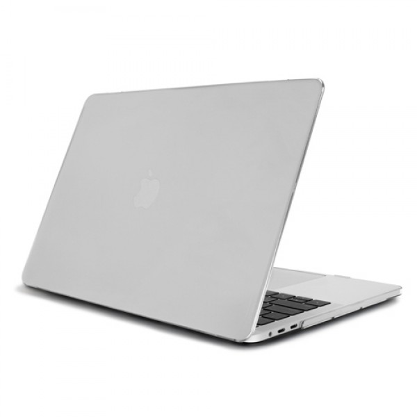 "NewerTech NuGuard Snap-on Laptop Cover for 12"" MacBook (2015 - Current) - Clear, NWTNGSMBC12CL"