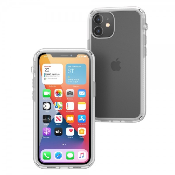 Catalyst Influence Impact Case for iPhone 12 Mini - Clear, CATDRPH12CLRS
