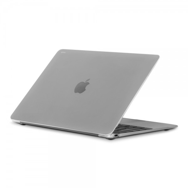"Moshi iGlaze Ultra-Slim Case for MacBook 12"" - Clear, 99MO071905"