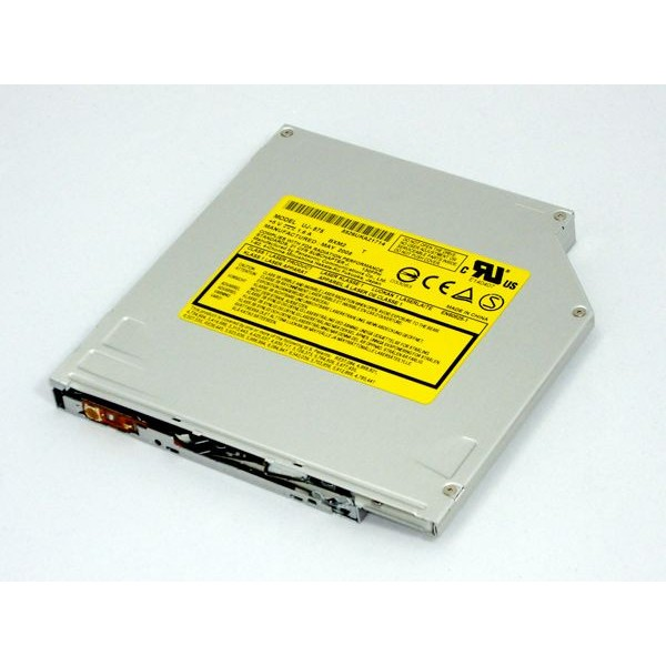 """Panasonic UJ-875 Slim - Slot Loading DVD/CD Burner with Dual Layer Support for all PowerBook G4, all iBook G4, all Mac Mini and all Aluminum MacBook Pro 17"""""""