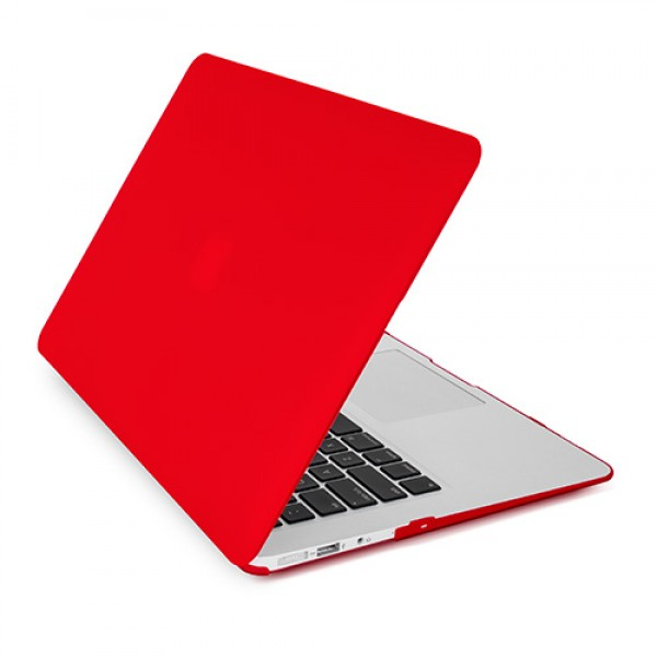 """NewerTech NuGuard Snap-On Laptop Cover for 11"""" MacBook Air - Red, NWTNGSMBA11RD"""