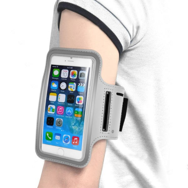 Armband for iPhone 6 Plus 5.5 inch - Grey, IPH6+ARM-64842