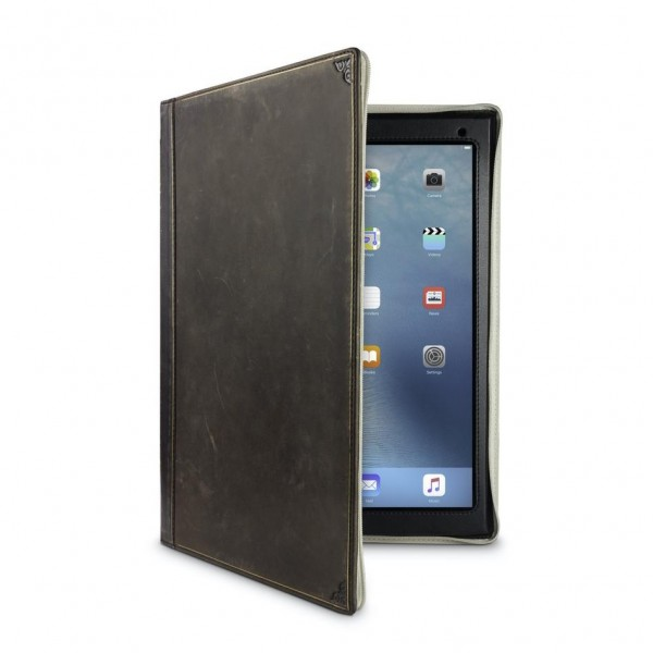 "Twelve South BookBook for iPad Pro/Air 3 10.5"" - Brown, 12-1749"