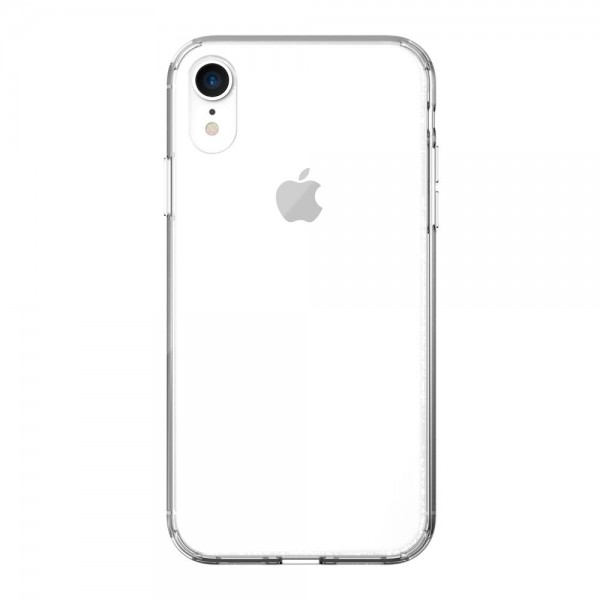 Just Mobile - TENC case for iPhone XR - Clear, PC-561CC