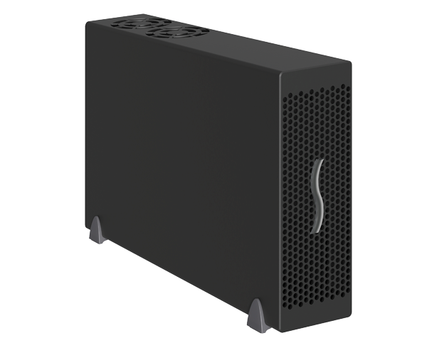 Sonnet Echo Express III-D Thunderbolt 2 Expansion Chassis for 3 PCIe Cards, ECHO-EXP3FD