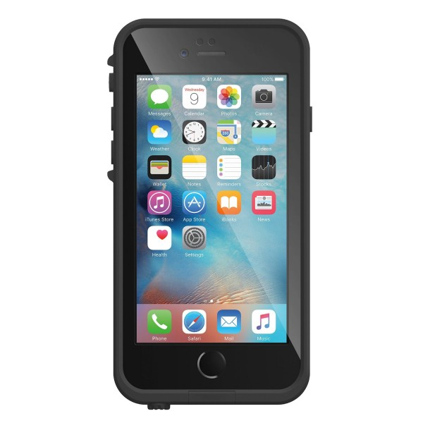 LifeProof frē Case for iPhone 6/6s - Black, 77-52563
