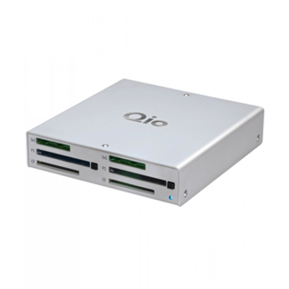 Sonnet Qio with Sonnet PCIe Bus Extender ExpressCard/34 Adapter