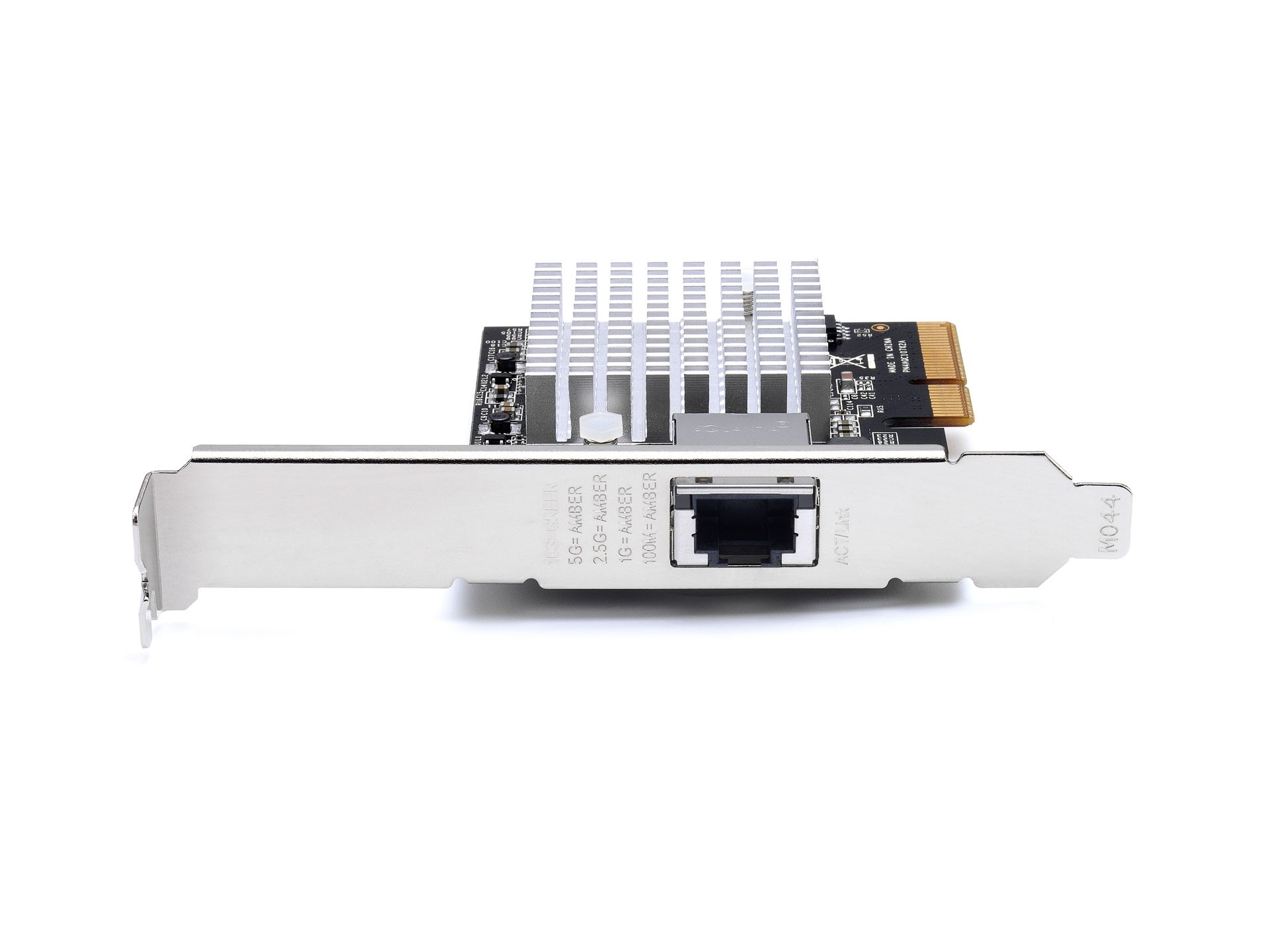 AKiTiO 5-Speed 10G/NBASE-T PCIe Network Card, AKTPCIE10GB