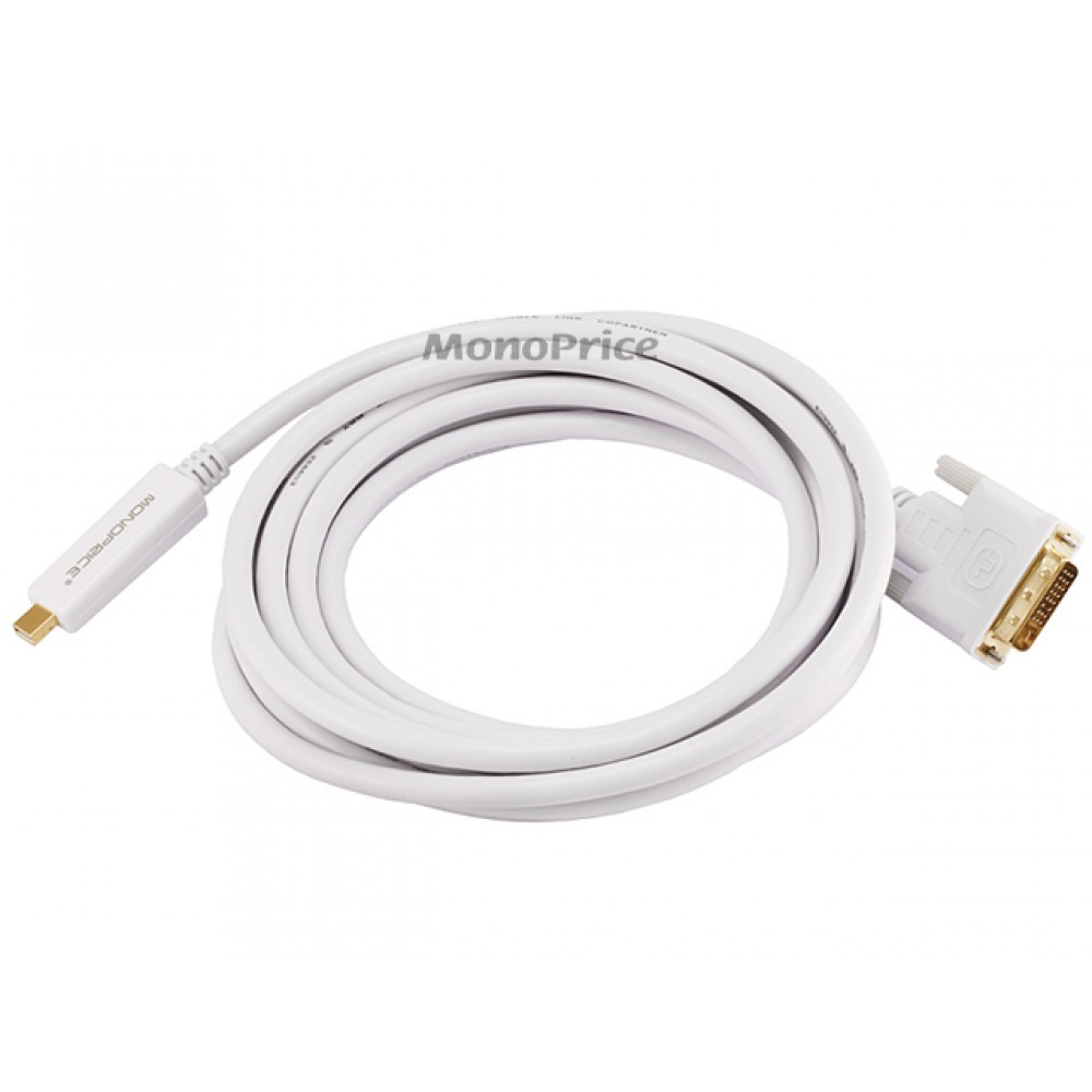 Mini DisplayPort / Thunderbolt to DVI Cable - 4.5m, MINDP-DVI-6001