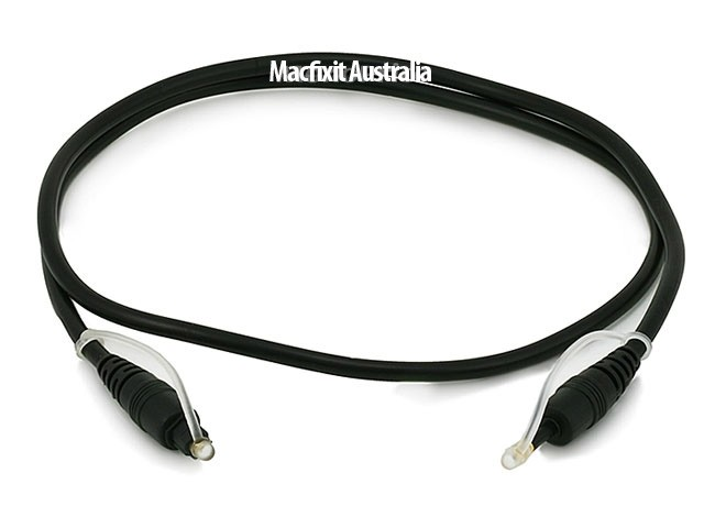 3ft Toslink to Mini M/M 5.0mm OD Molded Cable
