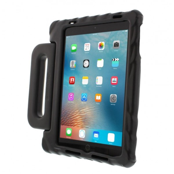 Gumdrop FoamTech for Case for iPad 9.7 (5th 6th Gen), iPad Pro 9.7, iPad Air w/ Stylus Slot - Black, 15GD-APP-FT-IPAD97W