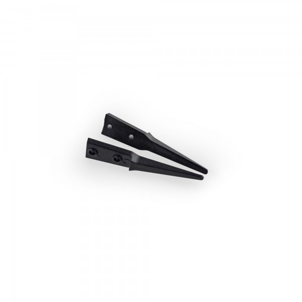 Nylon Tipped Tweezers - Blunt Replacement Tips, IF145-272-4