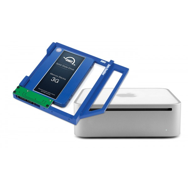 OWC Data Doubler Optical Bay Hard Drive/SSD Mounting Solution for Mac Mini 2009, OWCDDMMCL0GB
