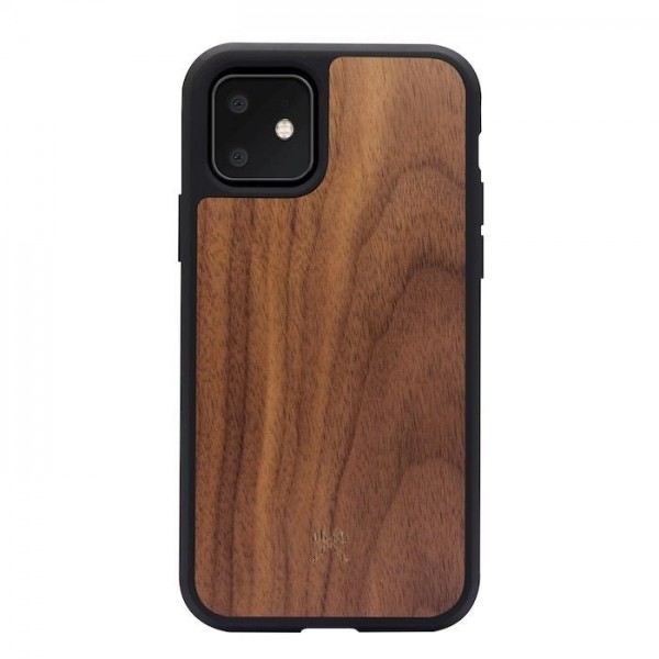Woodcessories EcoCase Bumper Case for iPhone 11 - Walnut, eco314