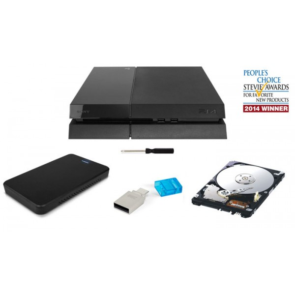 2.0TB OWC DIY Upgrade Bundle for PS4, SPS4-H5S-2.0