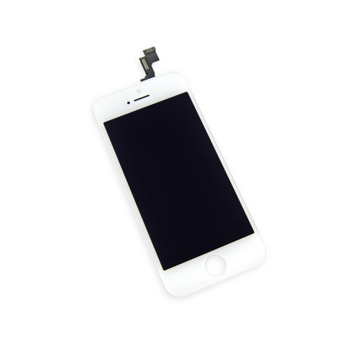 iPhone 5s LCD Screen and Digitizer - White