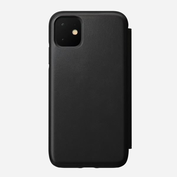 Nomad - Folio - Rugged - iPhone 11 - Black, NM21X10000