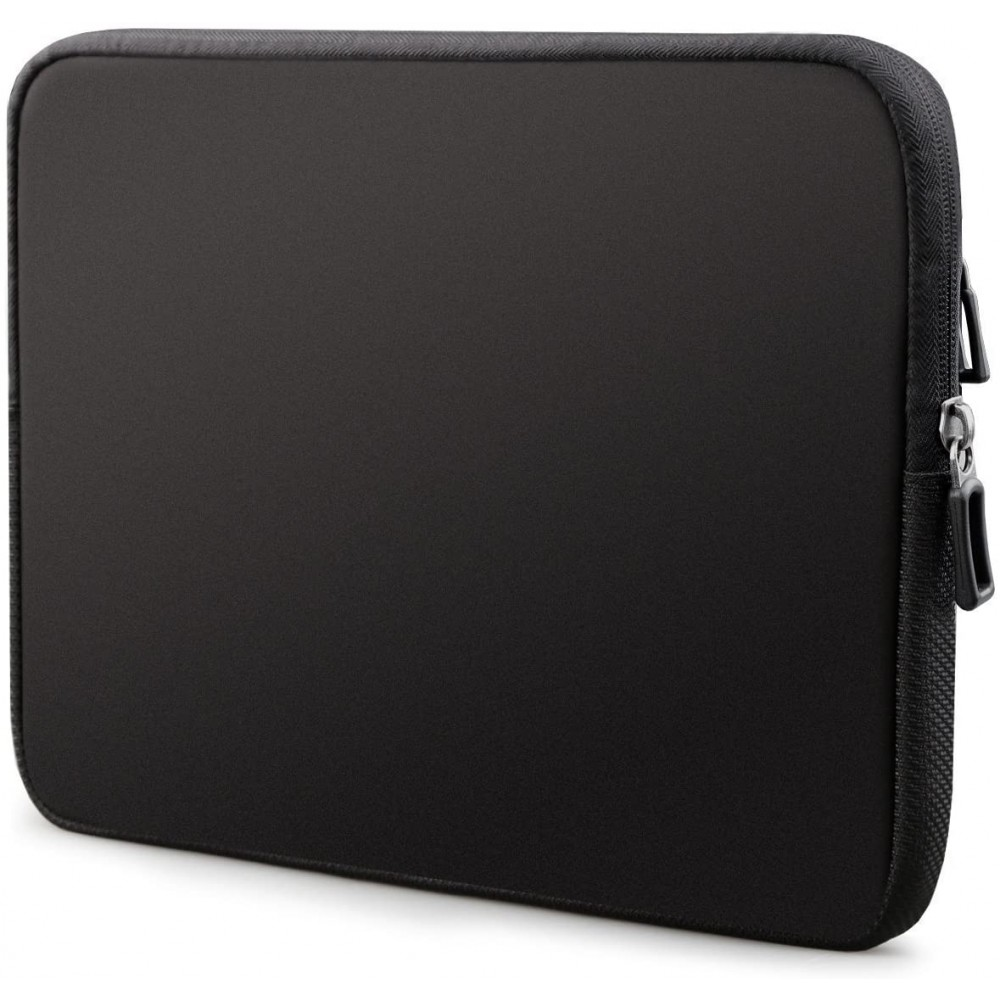 """Inateck 13-13.3"""" MacBook Air/Pro Retina Sleeve Carrying Case Cover Protective Bag, Water Repellent - Black, LC1300B"""