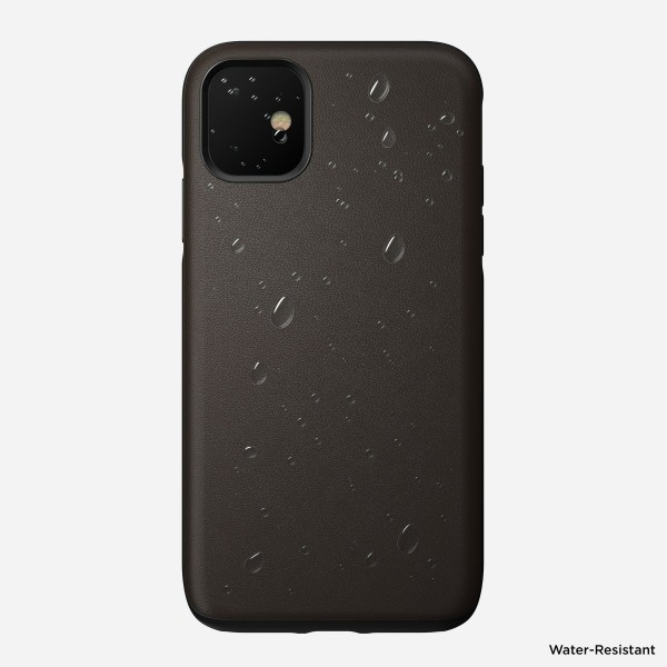 Nomad - Leather Case Active - iPhone 11 - Mocha Brown, NM21XM0000
