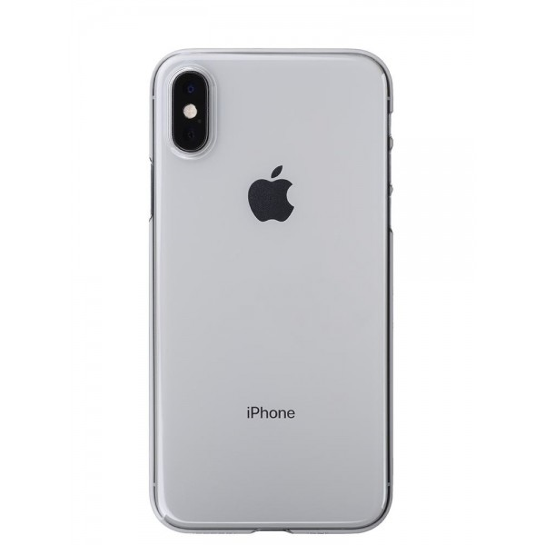 Power Support Air Jacket for iPhone XS - Clear, PUY-71