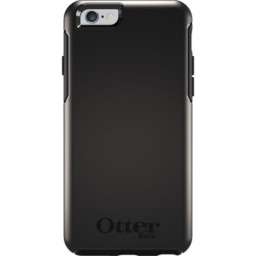 Otterbox Symmetry Rugged Case for iPhone 6/6S - Black