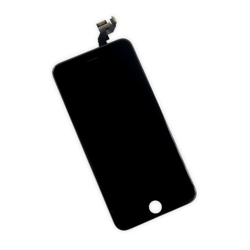 iFixit iPhone 6s Plus LCD Screen and Digitizer Full Assembly, New - Premium - Part Only - Black