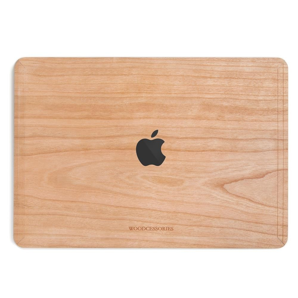 """Woodcessories EcoSkin Wood Case for MacBook 15"""" - Cherry, eco165"""