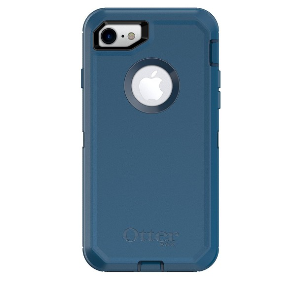 OtterBox Defender Case for iPhone 8/7 - Bespoke Way (Blue), 77-53894