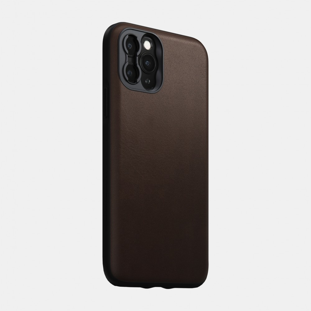 Nomad - Rugged Case with Moment Lens mount - iPhone 11 Pro - Brown, NM21WR0R60