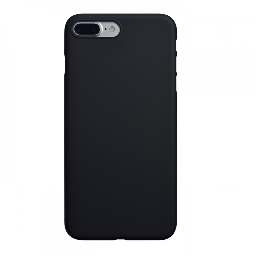 Power Support Air Jacket for iPhone 7 Plus/8 Plus - Rubberised Black, PBK-72