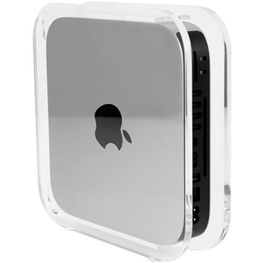 NewerTech NuCube vertical for 2010, 2011, 2012, 2014, 2018 and current Mac mini - Stand your mini on its side!, NWTNUCUBE10