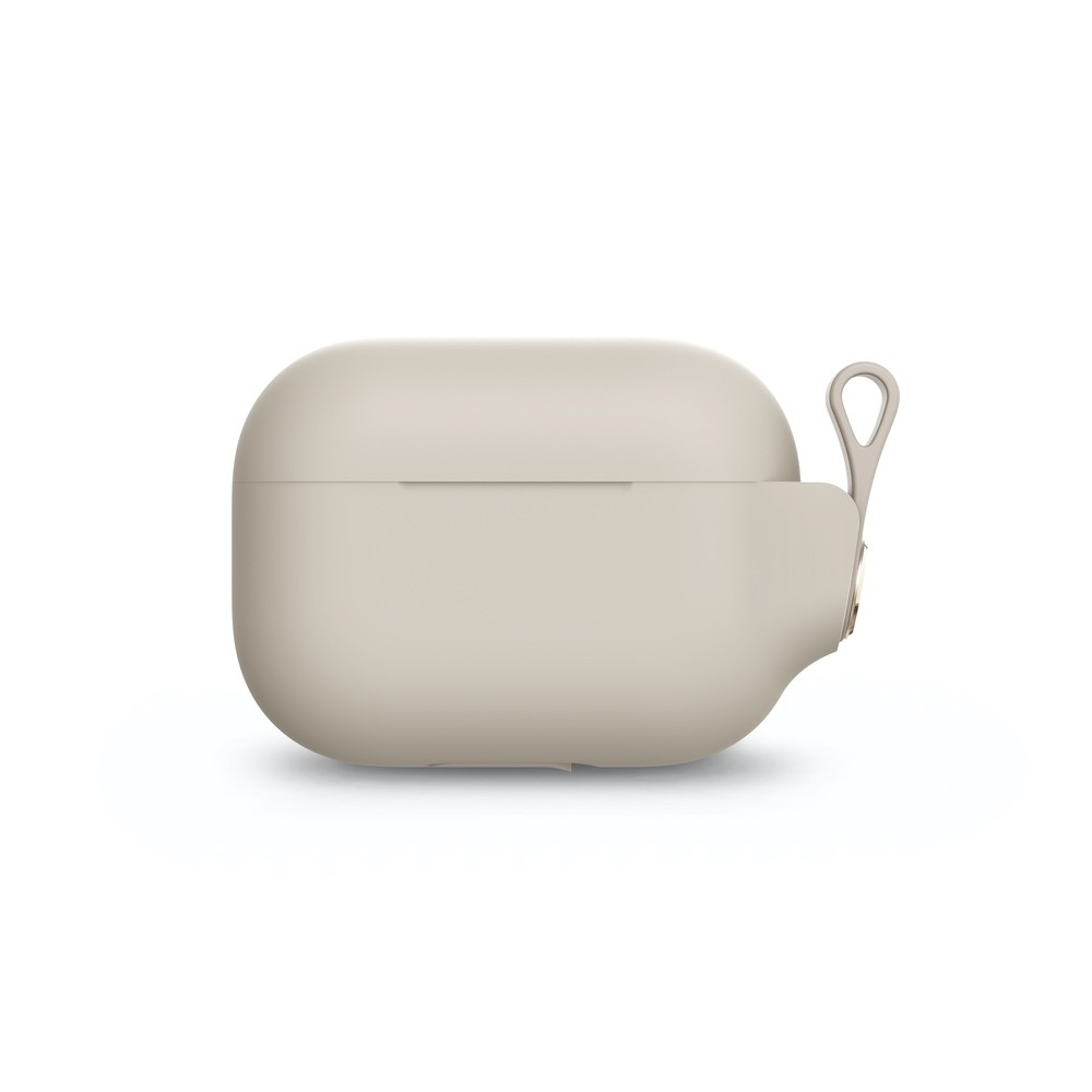 Moshi Pebbo Case for AirPods Pro - Beige, 99MO123162
