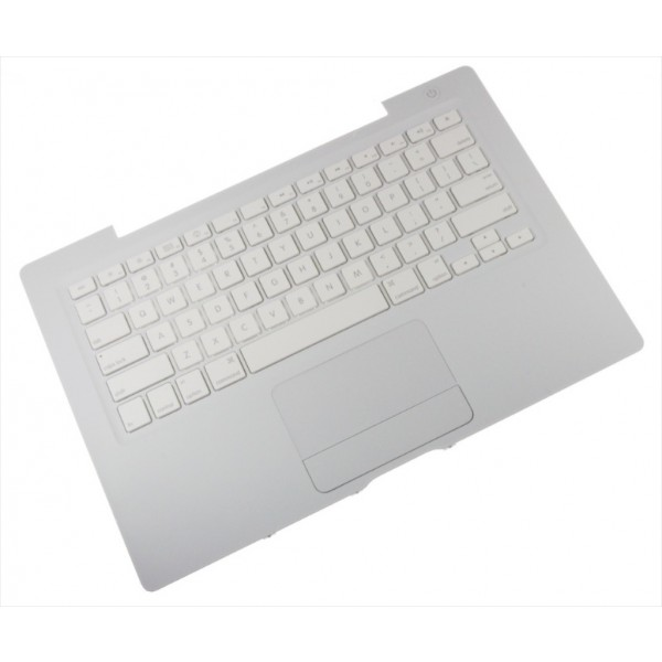 """Topcase with Keyboard for 13"""" MacBook A1181 '06-'08 White, *MPP-043"""