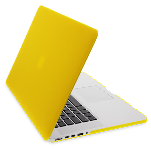 NewerTech NuGuard Snap-On Laptop Cover for MacBook Air 11-Inch Models -  Yellow