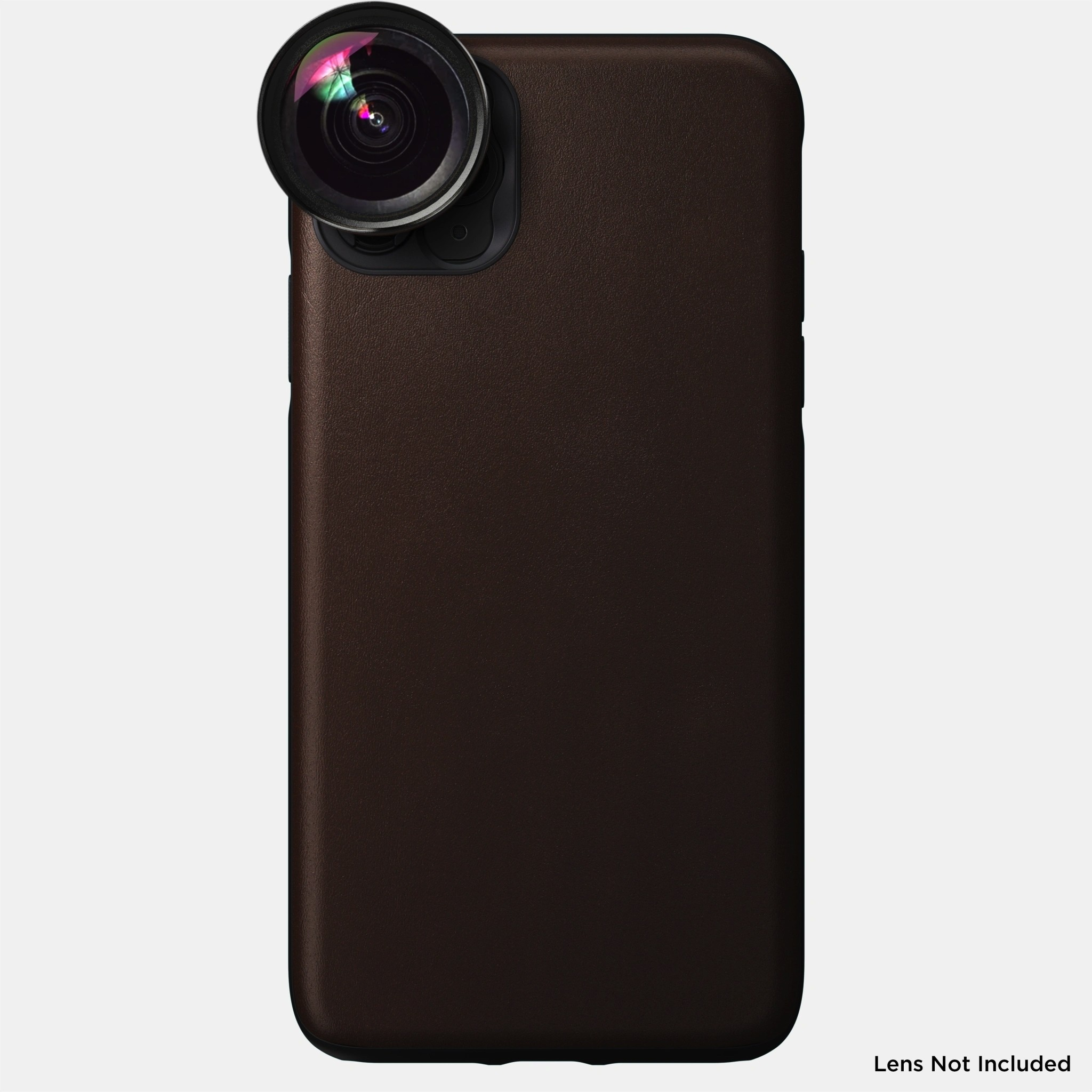 Nomad - Rugged Case with Moment Lens mount - iPhone 11 Pro Max - Brown, NM21YR0R60