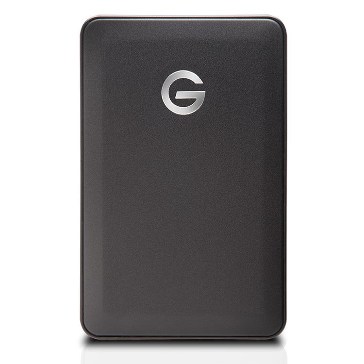 G-Technology 3TB G-Drive mobile USB 3.0 External Hard Drive, 0G04864